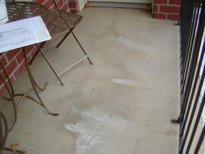 Cracking in concrete is an indication of serious structural issues.